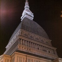 Photo taken at Mole Antonelliana by Republica d. on 7/17/2012