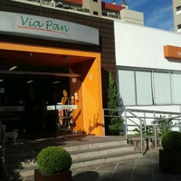 Photo taken at Via Pan by Diego D. on 6/3/2012