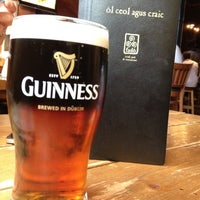 Photo taken at Fadó Irish Pub & Restaurant by Kristin K. on 8/10/2012