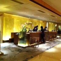 Photo taken at Sheraton Grande Taipei Hotel by Yoko S. on 7/5/2012