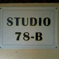 Photo taken at Studio Tata Harmoni by Erlangga W. on 5/3/2012