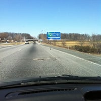 Photo taken at Mason-Dixon Line by Carrie S. on 3/11/2012