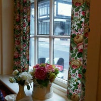 Photo taken at The New Forest Tea Rooms by Ploy P. on 4/28/2012