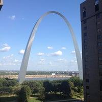 Photo taken at Crowne Plaza St. Louis - Downtown by Jose D. on 8/10/2012
