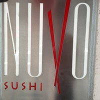 Photo taken at Nuvo Sushi by Farfan 😎 on 8/21/2012