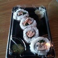 Photo taken at Zen Japanese Food Fast by Jennifer J. on 7/4/2012