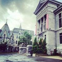 Photo taken at McGill University by Elton T. on 8/15/2012