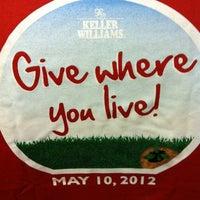Photo taken at Keller Williams/ Gail Shulski Group by Gail S. on 5/4/2012