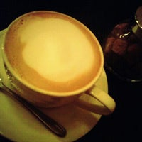 Photo taken at Arts cafe by えなま の. on 3/13/2012