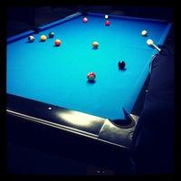 Photo taken at Punggol Billiards by Darren M. on 5/6/2012