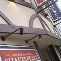Photo taken at Shakespeare Tavern by Nanci L. on 2/3/2012