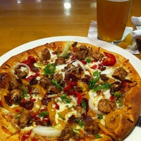 Photo taken at California Pizza Kitchen by John S. on 6/6/2012