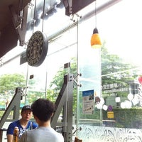 Photo taken at Starbucks 星巴克 by Jacklyn G. on 5/19/2012