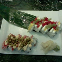 Photo taken at Full Moon Sushi & Bistro by Tosha L. on 3/5/2012