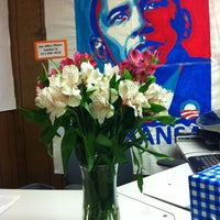 Photo taken at Obama for America - Kansas by Audé N. on 9/2/2012
