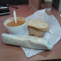 Photo taken at Soup in the City by Dimitri K. on 6/12/2012