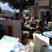 Photo taken at Salsalito Taco Shop by Flemming C. on 7/25/2012
