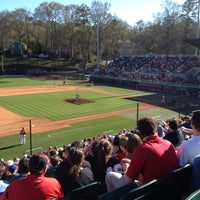 Photo taken at Foley Field by Allison K. on 3/10/2012