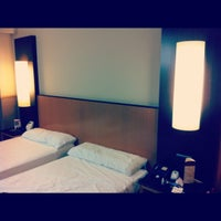 Photo taken at Hotel Catalonia Atenas by Peter P. on 8/4/2012