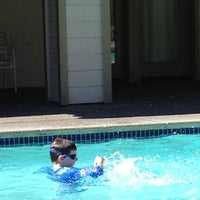 Photo taken at Hawthorn Suites by Andrew T. on 8/30/2012
