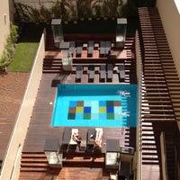 Foto tomada en Axel Hotel por Ruslan L. el 4/11/2012