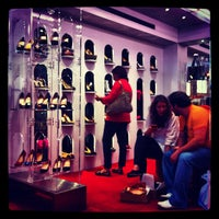 Photo taken at Christian Louboutin by Didier B. on 5/19/2012