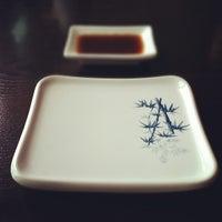 Photo taken at Hana by Sushi Hana by Portland Bars on 6/11/2012