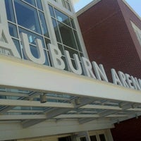 Photo taken at Auburn Arena by Matt B. on 4/14/2012