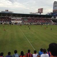 Photo taken at PAT Stadium by kasama t. on 6/30/2012