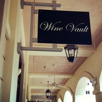 Photo taken at Wine Vault by 💫Coco on 7/14/2012