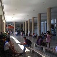 Photo taken at PUC-Rio - Pontifícia Universidade Católica do Rio de Janeiro by Cristiana R. on 4/4/2012