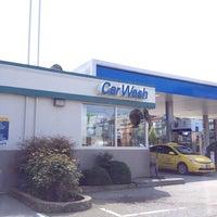Photo taken at Chevron by Sean S. on 5/6/2012