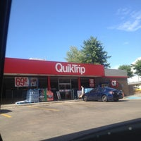 Photo taken at QuikTrip by Shirley B. on 5/28/2012
