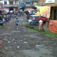 Photo taken at Pasar Pupuan by Viska A. on 3/4/2012