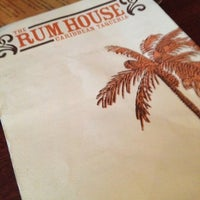 Photo taken at Rum House by Sonja K. on 8/27/2012