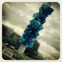 Photo taken at University of Akron by Tracy M. on 5/9/2012