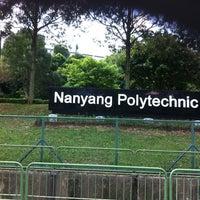 Photo taken at Nanyang Polytechnic (NYP) by Jackson T. on 6/18/2012