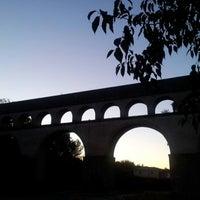 Photo taken at Village de Montferrier by Longboard34 D. on 8/7/2012