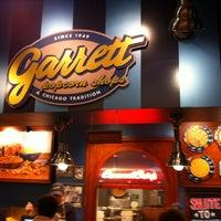 Photo taken at Garrett Popcorn Shops - Navy Pier by Purple P. on 8/11/2012