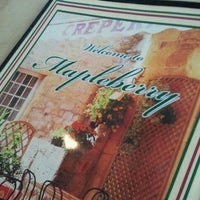 Photo taken at Mapleberry Pancake House by Mark S. on 6/21/2012