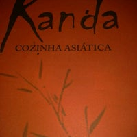 Photo taken at Kanda Cozinha Asiática by Antonio R. on 6/1/2012