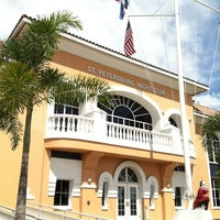 Photo taken at St. Petersburg Yacht Club by Joe R. on 5/4/2012