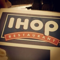 Photo taken at IHOP by Clara P. on 7/15/2012