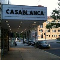Photo taken at Varsity Theatre by John P. on 8/17/2012