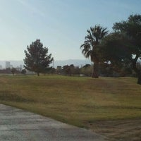 Photo taken at Desert Rose Golf Course by Steven F. on 3/14/2012