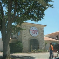 Photo taken at Trader Joe's by Christin W. on 8/4/2012