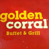 Photo taken at Golden Corral by D'Andre L. on 5/3/2012