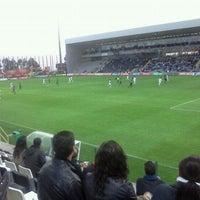 Photo taken at Estádio da Madeira by Marco P. on 3/16/2012