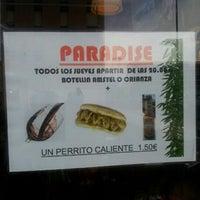 Photo taken at Café Paradise by Rubén H. on 7/12/2012