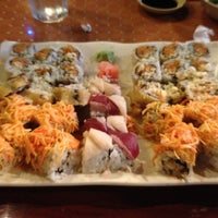 Photo taken at Fuji Restaurant by Brian M. on 7/30/2012